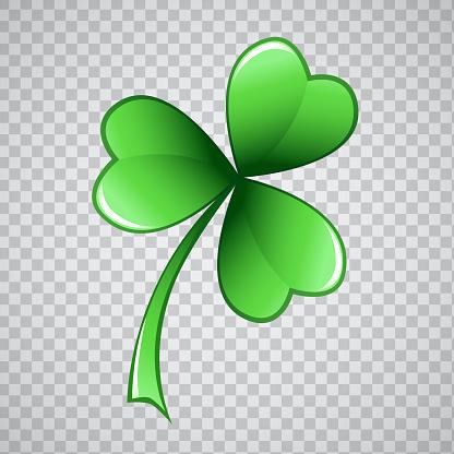 Clover leaf design element
