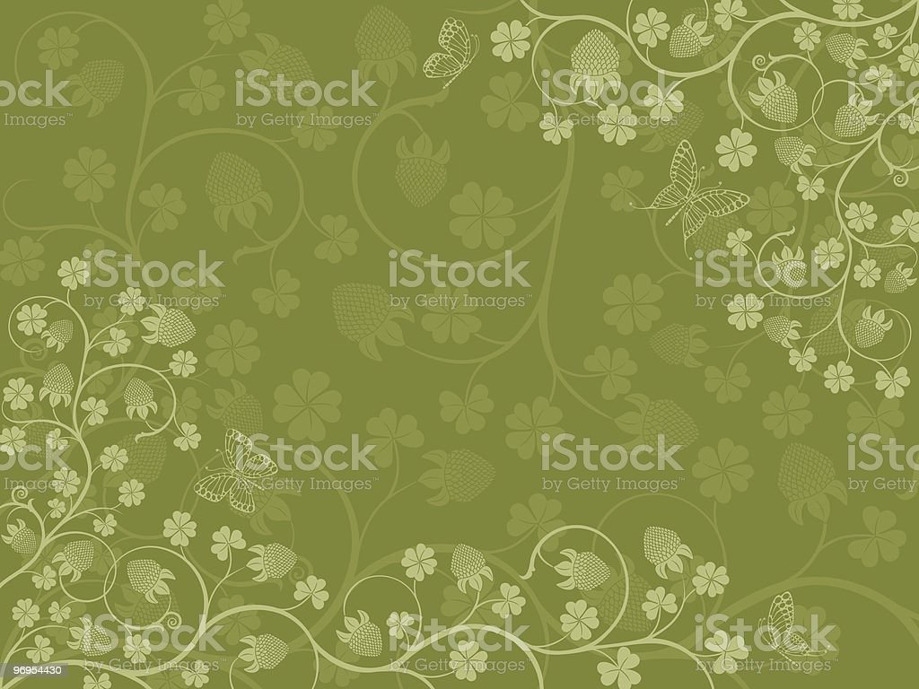 Clover royalty-free clover stock vector art & more images of abstract