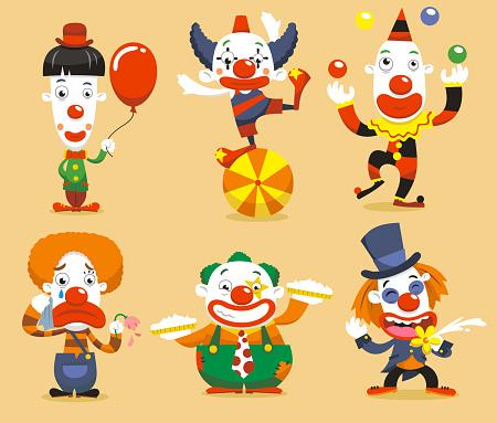 Clown set