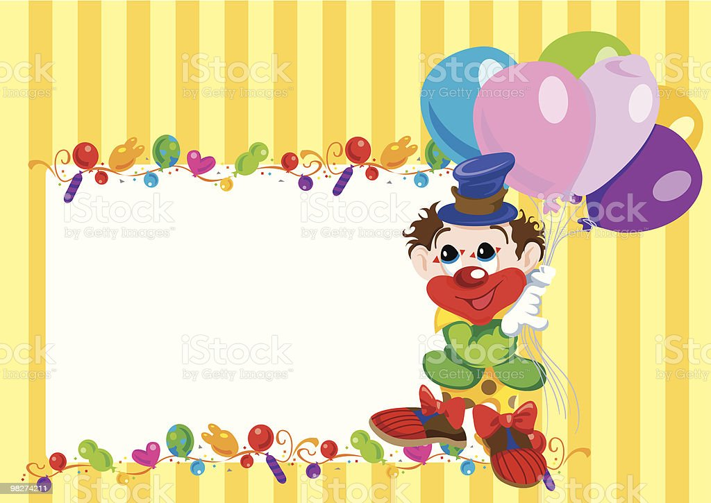 Clowny Balloony royalty-free clowny balloony stock vector art & more images of balloon