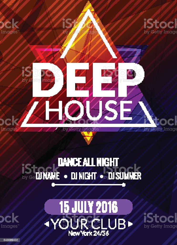 Dj 543589402 istock for Deep house music djs