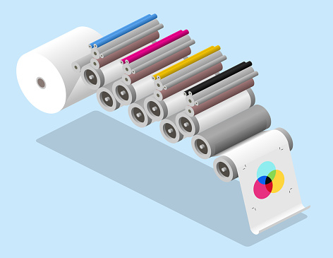 cmyk printing