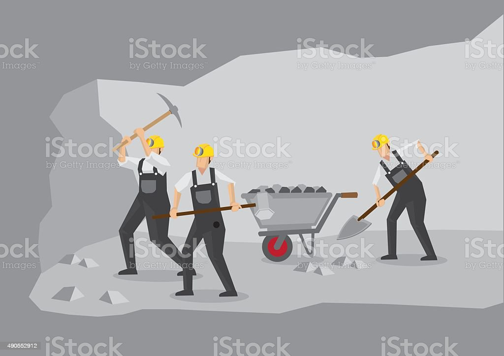 Image result for mining clipart