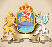 Coat of Arm of Naples