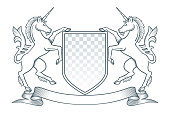 coat of arms unicorn