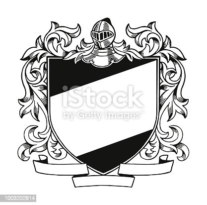 istock Coat of Arms 1003202814