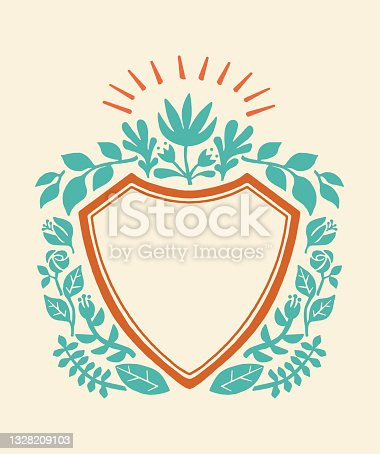 istock Coat of Arms 1328209103
