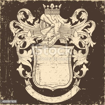 istock Coat of Arms 455597609