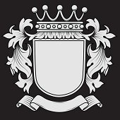 Coat of Arms with Mantling