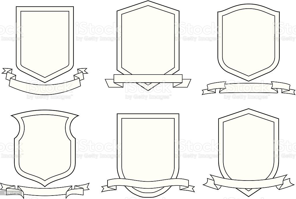 Coats of arms royalty-free coats of arms stock vector art & more images of coat of arms