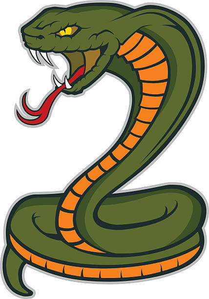 Royalty Free Snake Fangs Clip Art, Vector Images ...