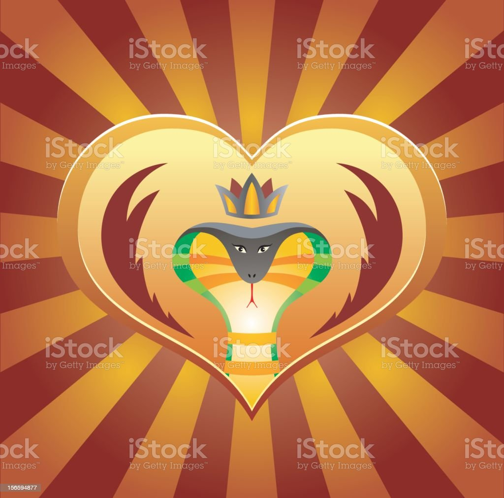 Cobra royalty-free cobra stock vector art & more images of affectionate