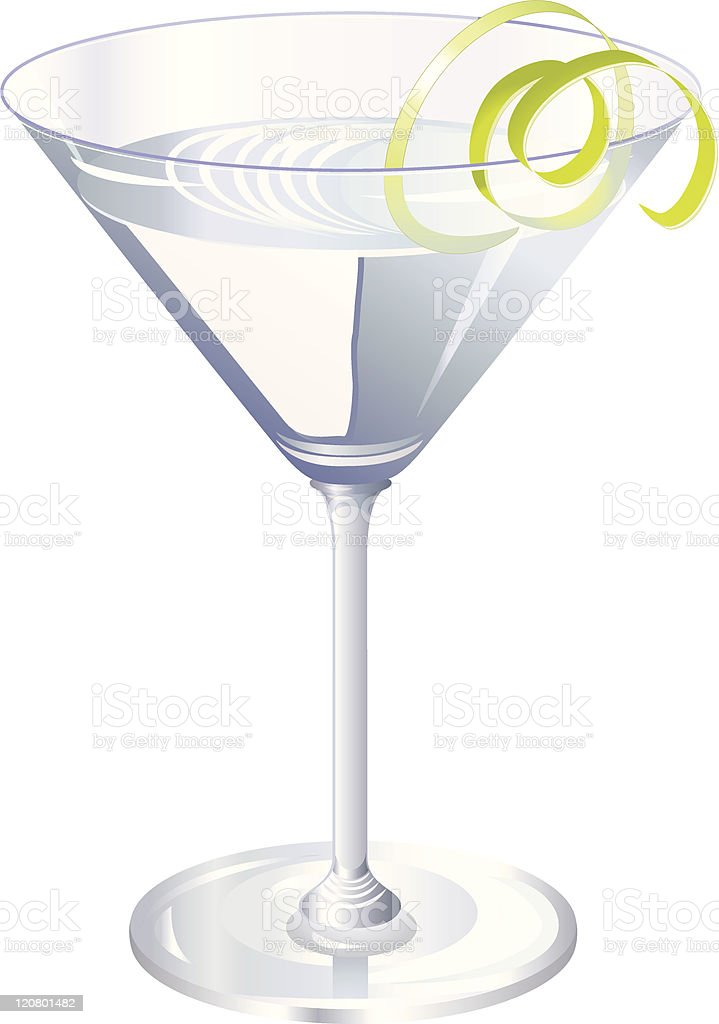 cocktail drink royalty-free stock vector art