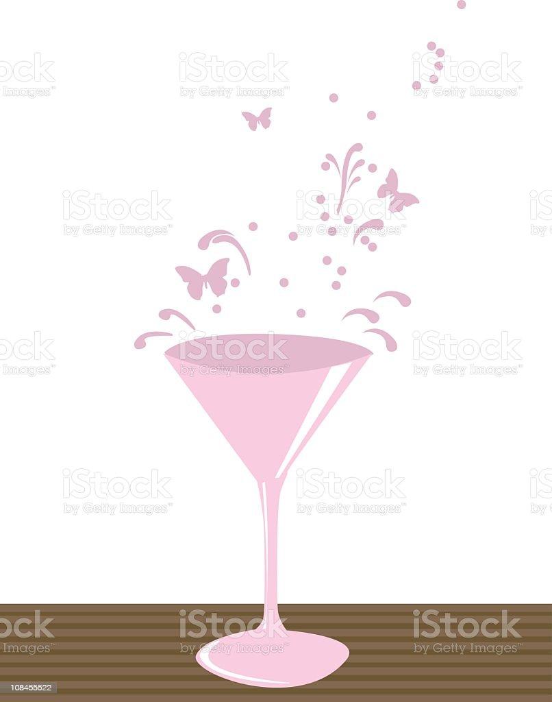Cocktail Fun - Vector royalty-free stock vector art