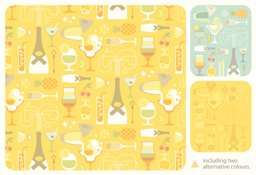 Cocktail Party Pattern