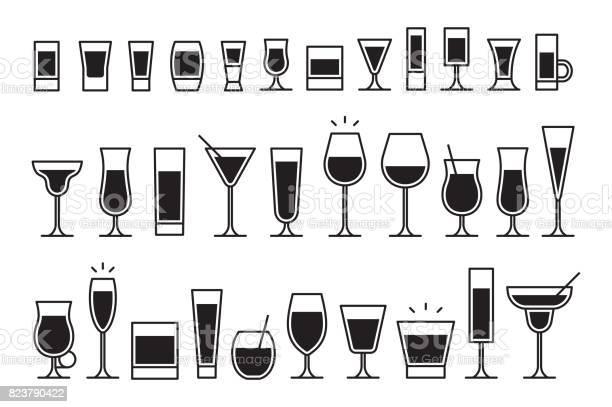 Cocktails icons vector id823790422?b=1&k=6&m=823790422&s=612x612&h=xgivcs3ym1wvidckpomsnixfnbx0v olr1lu xnr 7s=