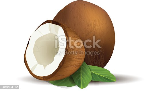 istock Coconut 489594165