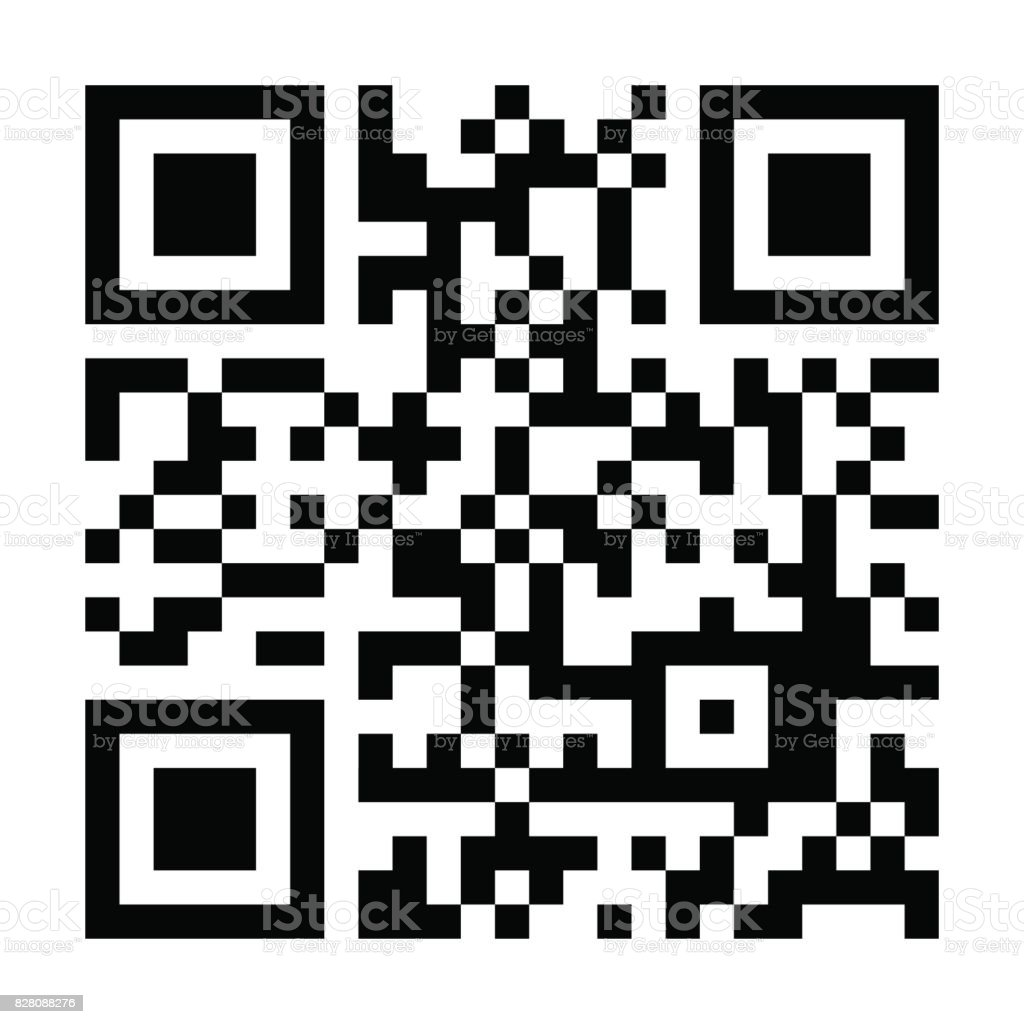 QR code - Illustration vector art illustration
