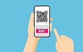 istock QR code payment 1133327386