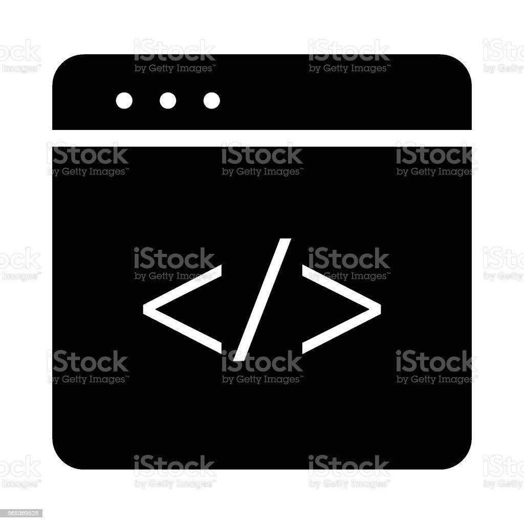 coding coding - stockowe grafiki wektorowe i więcej obrazów aplikacja mobilna royalty-free