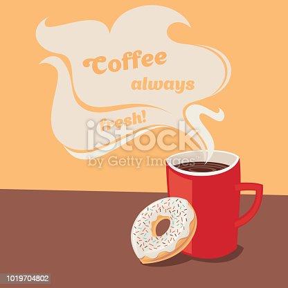 Coffee always fresh!