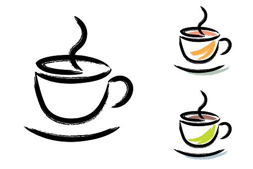 Coffee and Tea Cup