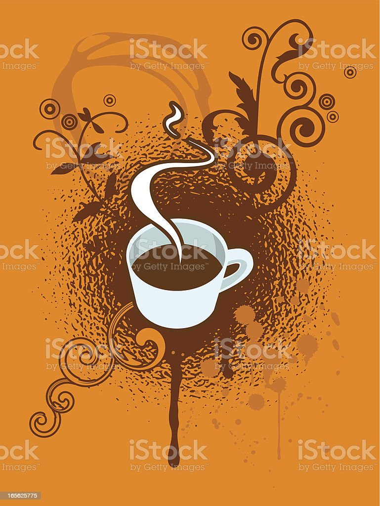 coffee background royalty-free coffee background stock vector art & more images of breakfast