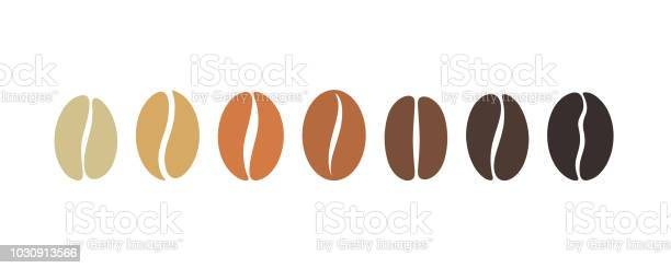 Coffee Bean Vector Art Graphics Freevectorcom
