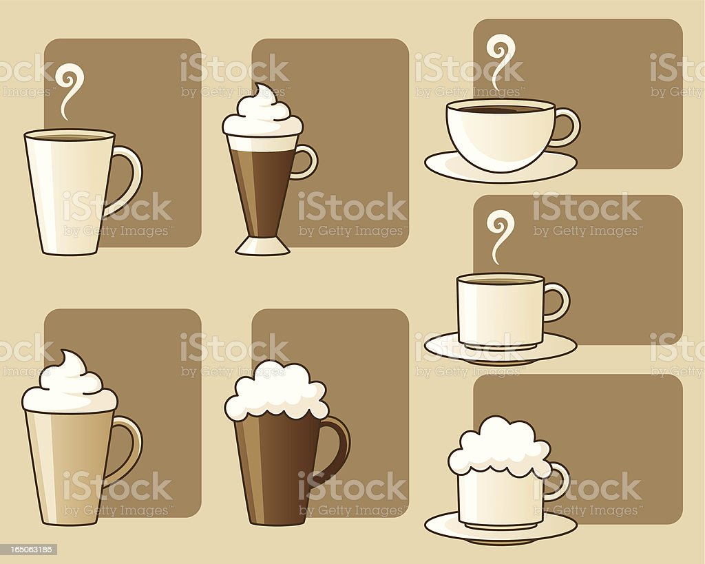 Coffee Break - incl. jpeg royalty-free stock vector art