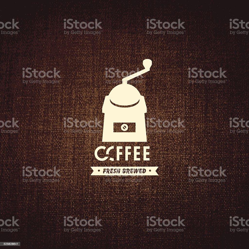 coffee brewed vector art illustration