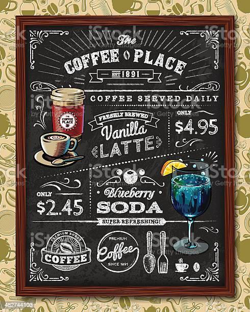 Coffee chalkboard elements vector id482744103?b=1&k=6&m=482744103&s=612x612&h=pmgte0wnstaflylduwugzy7fuz6d1bfzdx gfytkmie=