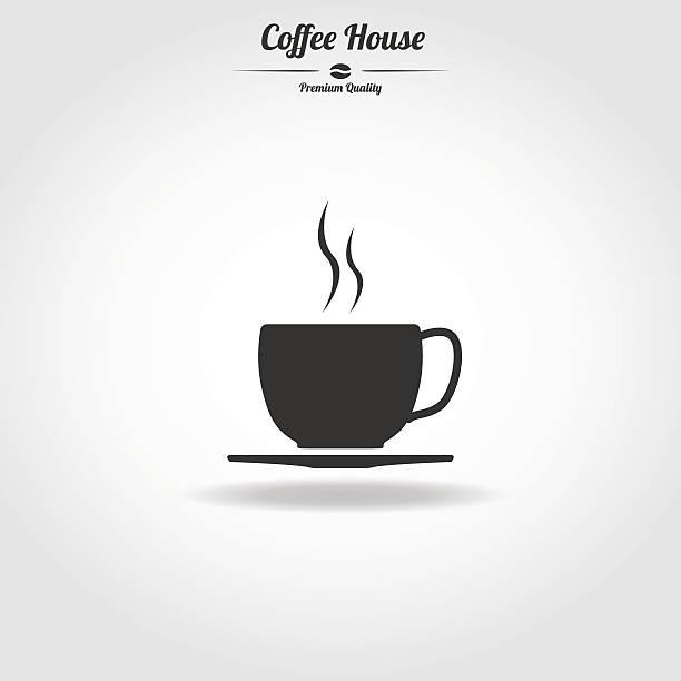 ilustrações de stock, clip art, desenhos animados e ícones de caneca de café ícone - lapa