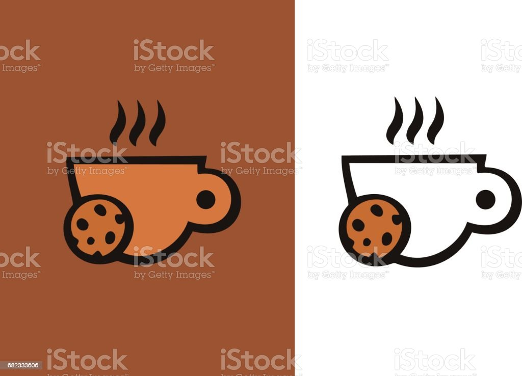 Coffee cup set. Tea cup. Vector icon collection. vector art illustration
