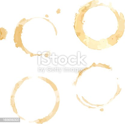 istock coffee cup stains 165656302