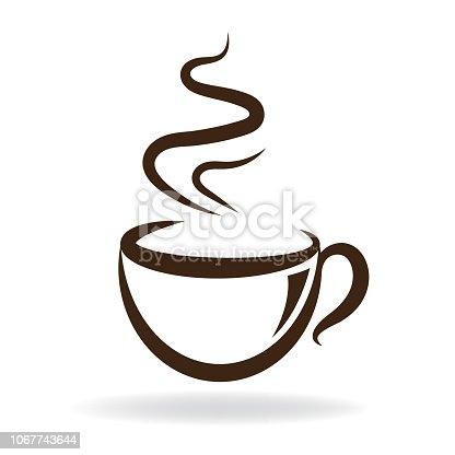 coffee cup. eps 10 vector file
