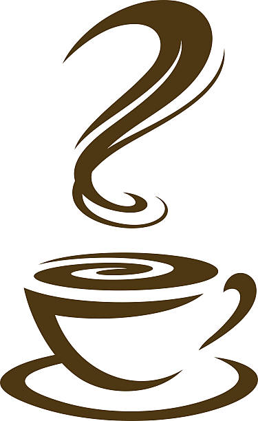 Royalty Free Coffee Steam Clip Art, Vector Images ...