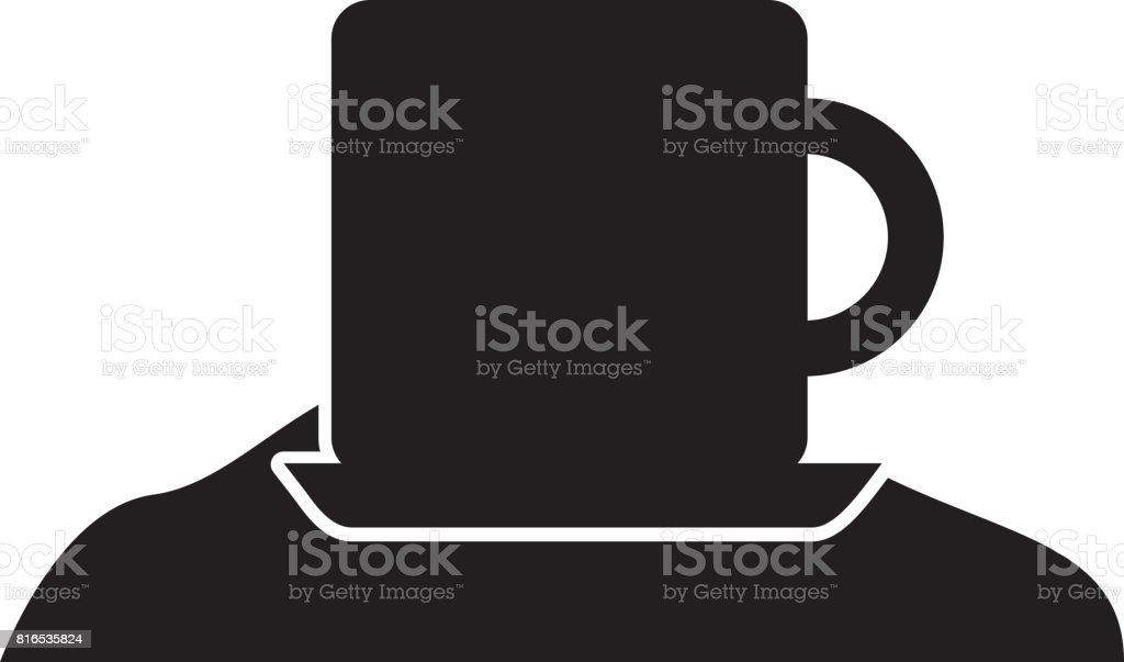 Coffee Cup With Sugar Stock Vector Art More Images Of