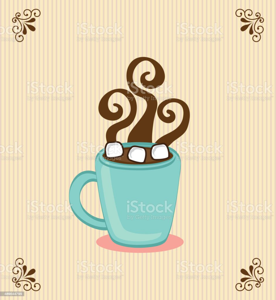 coffee design royalty-free stock vector art