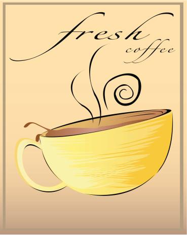 coffee - fresh