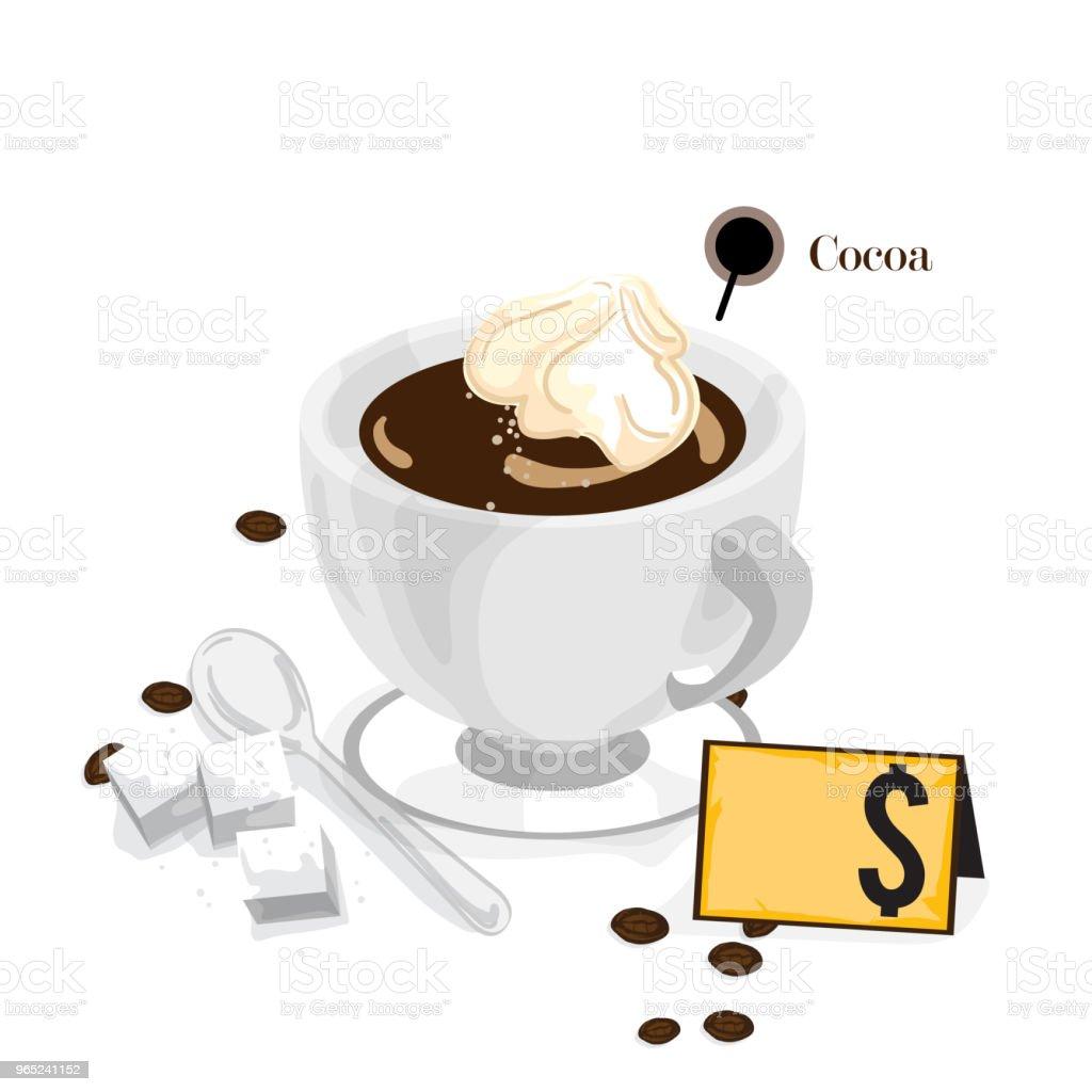 coffee graphic drawing hot drink object coffee graphic drawing hot drink object - stockowe grafiki wektorowe i więcej obrazów bar - lokal gastronomiczny royalty-free