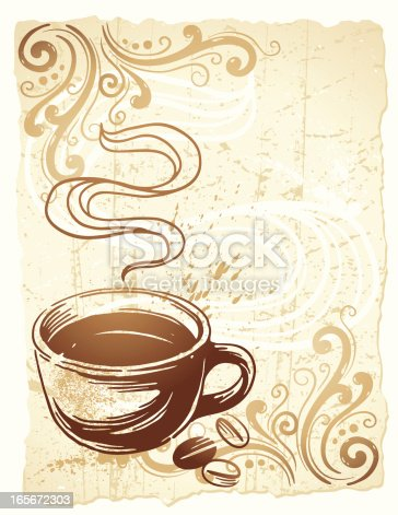 istock Coffee Grunge 165672303