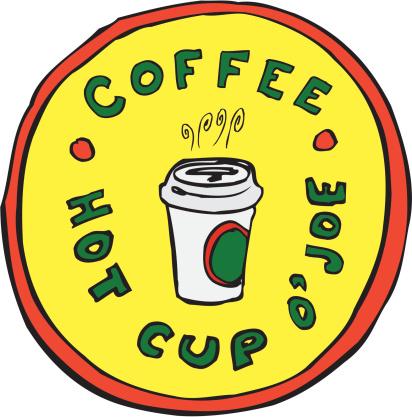Coffee: Hot Cup O' Joe (vector illustration)