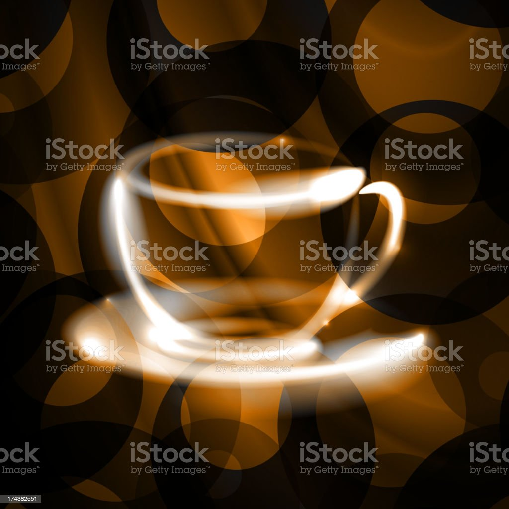 coffee house royalty-free stock vector art