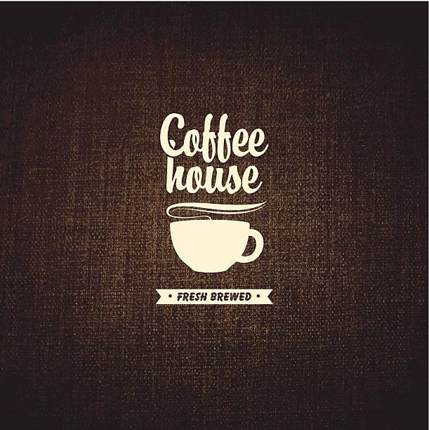 커피 하우스 - coffee stock illustrations