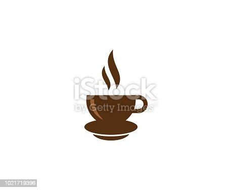 istock Coffee icon 1021719396