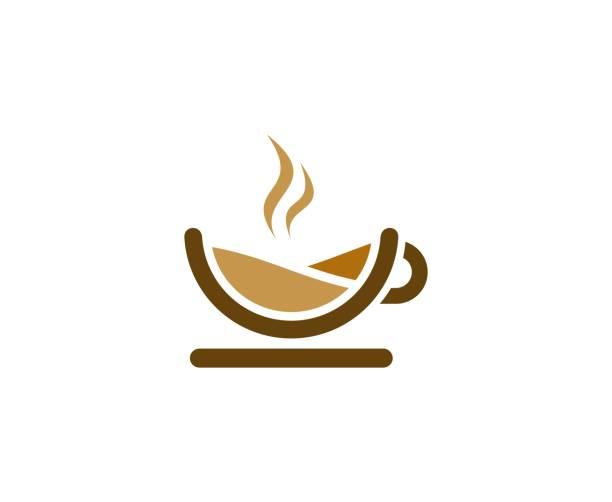 Kaffee-Ikone – Vektorgrafik
