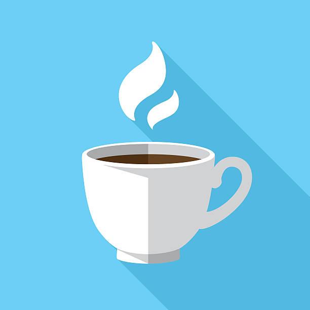 ilustrações de stock, clip art, desenhos animados e ícones de ícone de café - pausa para café