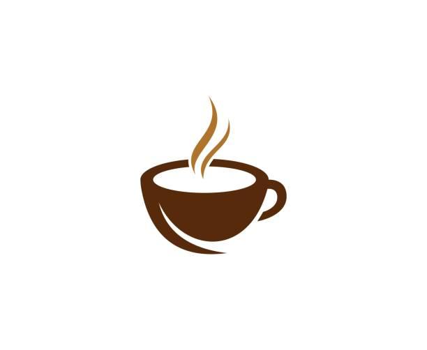 커피 아이콘크기 - coffee stock illustrations