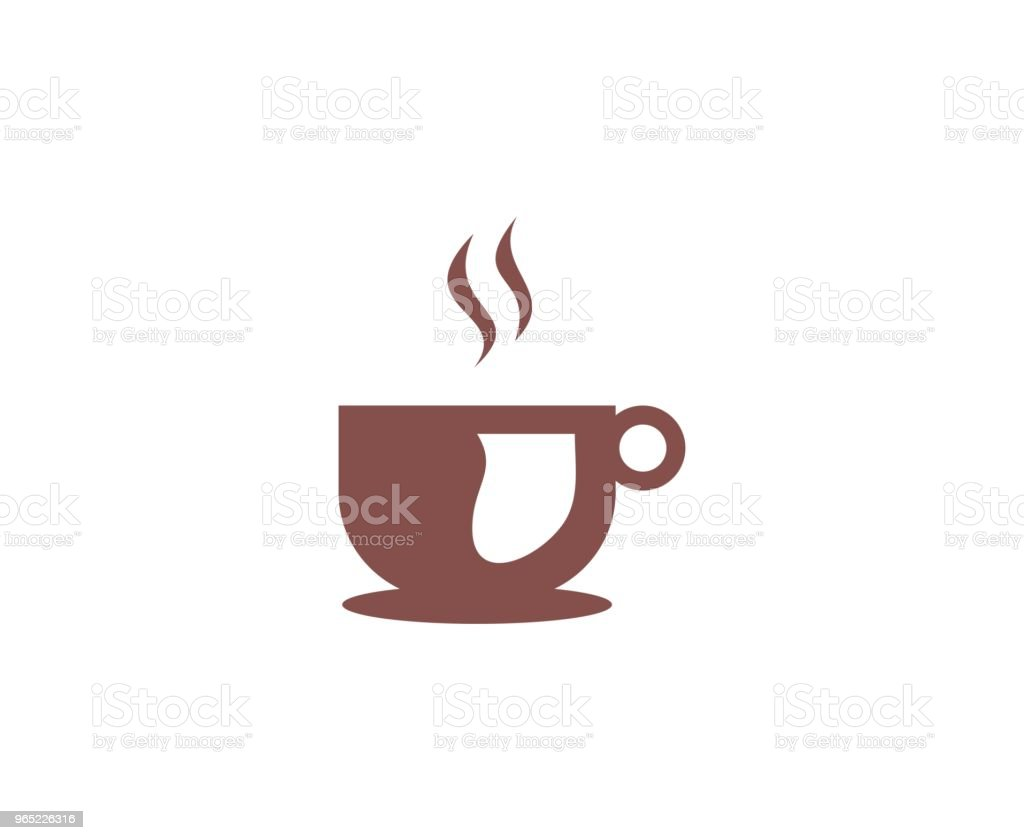 Coffee icon royalty-free coffee icon stock vector art & more images of abstract