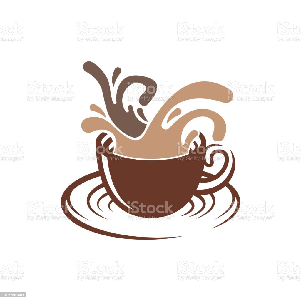 Coffee Logo Design Vector Illustration Vintage Coffee Logo Vector Design Concept For Cafe And Restaurant Abstract Coffee Shop Vector Design For Logo Icon Label Badge Sign And Symbol Stock Illustration Download